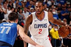 Nba Playoffs 2021 Kawhi Leonard La Clippers Mavericks Doncic