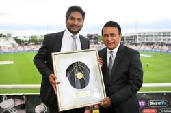 Kevin Pietersen Congratulates Icc Hall Of Fame Inductee Kumar Sangakkara