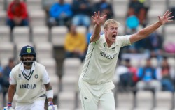 Wtc Final Kyle Jamieson Over The Moon After Dismissing Virat Kohli Twice In World Test Championship