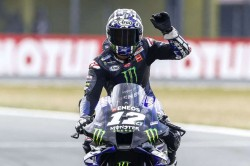 Maverick Vinales Full Of Confidence After Claiming Pole Ahead Of Dutch Grand Prix