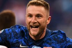 Euro 2020 Sweden Slovakia Milan Skriniar Strike Again Knockout Spot Up Grabs