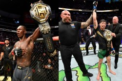 Ufc 263 Results And Recap Adesanya Retains Title Moreno Takes Flyweight Title By Submission