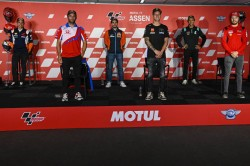 Dutch Gp Marquez Rossi In Focus At The Cathedral Of Speed