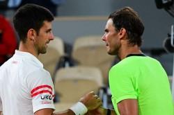 French Open Djokovic Beats Nadal Reach Final Roland Garros Grand Slam Race
