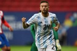 Argentina Paraguay Papu Gomez La Albiceleste Copa America Messi