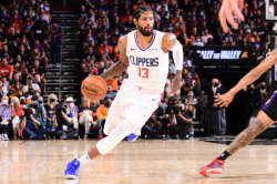 Nba Playoffs 2021 George Clippers Suns Series Alive