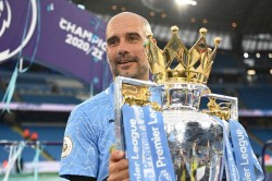 Manchester City Premier League Fixtures In Full Champions Face Tricky Start To Title Defence