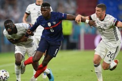 Euro 2020 France Must Accept Favourites Tag At Euro 2020 Pogba