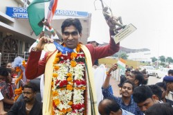 My Focus Is On Winning Gold At Paralympics Pramod Bhagat After Receiving Invitation From Bwf