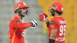 Psl 2021 Islamabad United Vs Karachi Kings Munro Iftikhar Spur Islamabad
