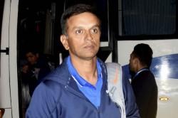 Rahul Dravid To Coach India In Sri Lanka Confirms Bcci Secretary Jay Shah