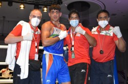 Biggest Moment Of My Career India Newest Asian Champion In Boxing Sanjeet