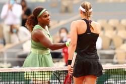 French Open Serena Williams Loses Fourth Round Elena Rybakina