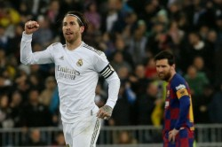 Sergio Ramos Nears Real Madrid Exit Manchester City Exploring The Idea Of Getting Him