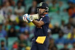 India Tour Of Sri Lanka 2021 India S Odi T20i Squad Announced Shikhar Dhawan Named Captain