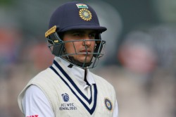 Injured Shubman Gill Could Miss England Series Easwaran Likely In Main Squad