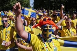 Euro 2020 Sweden Vs Slovakia Stats Highlights Forsberg Keeps Sweden In The Hunt