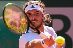 French Open Stefanos Tsitsipas Learned Of Grandmother Death Minutes Before The Final