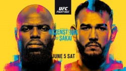 Ufc Vegas 28 Rozenstruik Vs Sakai Fight Card Date Time In India And Where To Watch