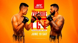 Ufc Vegas 29 The Korean Zombie Vs Ige Fight Card Date India Time And Where To Watch