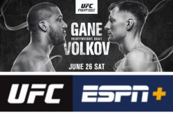Exciting Heavyweight Contenders Bout Headlines Ufc Vegas