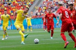 Euro 2020 Ukraine Vs North Macedonia Statistical Highlights