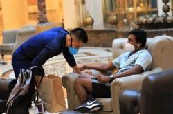 Indian Football Has Evolved A Lot Changed Its Outlook Venkatesh Shanmugam
