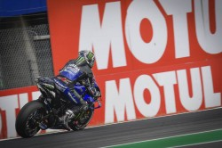 Dutch Gp Vinales Fastest On A Rain Affected Day