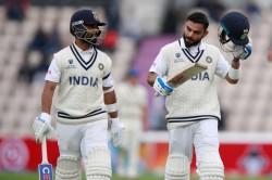 Wtc Final India Vs New Zealand Kohli Rahane Fight Hard To Take India To 146 3 On Curtailed Day