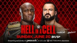 Wwe Hell In A Cell 2021 Match Card Date India Time And Where To Watch