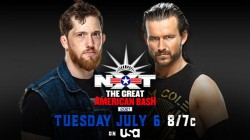 Wwe Nxt Great American Bash 2021 Match And Next Week Loaded Card Announced