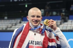 Adam Peaty Attacked The Mountain And In Doing So Confirmed His Status As An Olympic Great