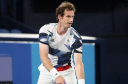 Tokyo Olympics Defending Champion Murray Withdraws From Singles With Quad Issue