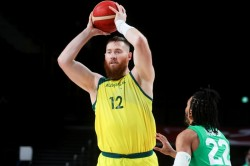 Tokyo Olympics Australia Basketball Blow As Baynes Ruled Out