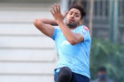 Injured Avesh All But Out Of England Series With Fracture In Left Thumb Gill Back Home