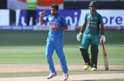 India Vs Pakistan Always Pressure Match But Not Thinking About It Now Bhuvneshwar On T20 Wc Clash