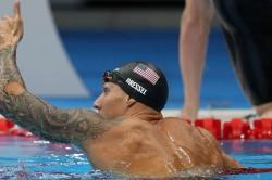Tokyo Olympics Dressel Smashes 100m Butterfly Record As Ledecky Trebles Up To Score Titmus Revenge