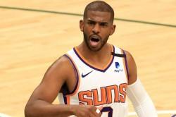 Nba Playoffs 2021 Phoenix Suns Game 6 Chris Paul