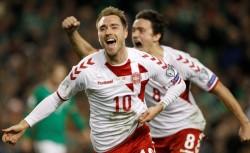 Uefa Invites Christian Eriksen To Euro 2020 Final England To Gift Signed Shirt