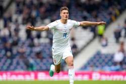 Patrik Schick Stunner Czech Republic Against Scotland Voted Euro 2020 Goal Tournament