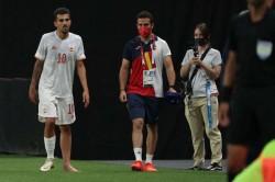 Tokyo Olympics Spain Boss Worried As Ceballos Mingueza Injured Real Madrid Barcelona