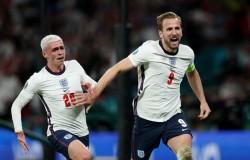 Euro 2020 Semifinal 2 England Vs Denmark Statistical Highlights Harry Kane Fires Three Lions Final