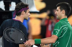Federer Proud To Play In Special Era After Djokovic Matches Grand Slam Haul