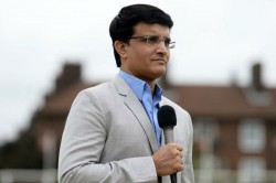 That S Selectors Call Ganguly On No Replacement For Injured Gill In England