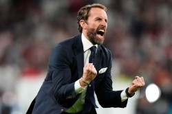 Gareth Southgate Delight Resilient England Banish Memories Of Moscow