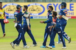 India Vs Sri Lanka 2nd T20i Clinical Hosts Beat Tourists By 4 Wickets To Level Series
