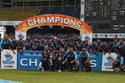 India Vs Sri Lanka Odi Series 2021 Full List Of Award Winners Records And Statistics