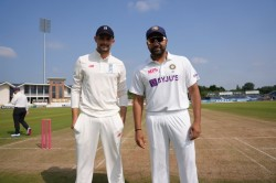 India Vs County Select Xi Warm Up Game Rohit Sharma Leads As Tourists Bat First