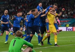 Euro 2020 Final England Vs Italy Azzurris Take Cup To Rome Beat Three Lions In Penalties
