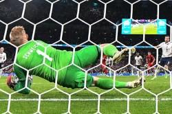 England Euro Semi Final Uefa Charges Over Schmeichel Laser Incident Fireworks Anthem